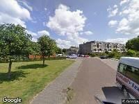 112 melding Brandweer naar Rode Klif in Lelystad