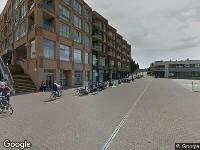 112 melding Ambulance naar Veerpromenade in Papendrecht