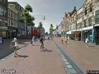 Ambulance naar Molenstraat in Nijmegen
