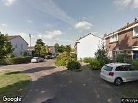 112 melding Ambulance naar Meerdervoortstraat in Zwijndrecht