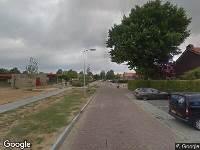 Ambulance naar Buizerdstraat in Wijchen