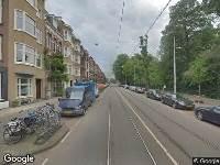 Besteld ambulance vervoer naar Oosterpark in Amsterdam