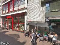 Ambulance naar Damstraat in Amsterdam