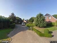 112 melding Ambulance naar Melkweg in Almkerk