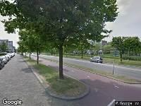 Ambulance naar Roëllstraat in Schiedam