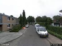 Ambulance naar Laurierstraat in Waalwijk