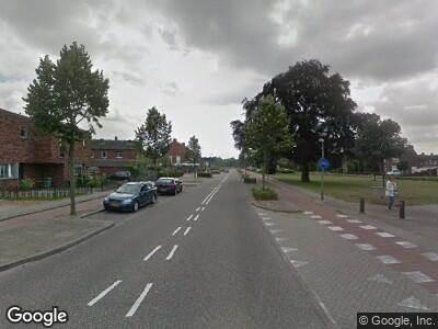 Ambulance naar Kempweg in Roermond