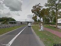 Politie naar Altenaweg in Waalwijk vanwege letsel