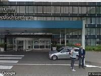 Ambulance naar De Run in Veldhoven