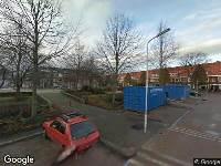 Ambulance naar Graaf Florisstraat in Voorburg