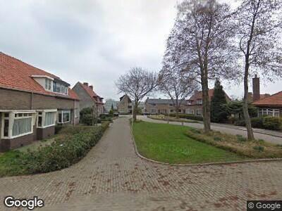 Ambulance naar Emmastraat in Lekkerkerk