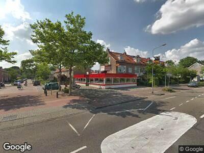 Ambulance naar Hueseplein in Amstelveen