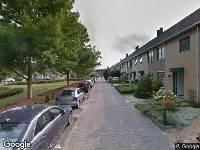 112 melding Traumahelikopter naar Zambiapark in Alphen aan den Rijn