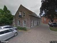 112 melding Ambulance naar Elisabethplaats in Gemert