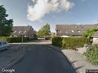 112 melding Brandweer naar Heslingastins in Leeuwarden