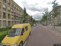 Ambulance naar Blauwvoetstraat in Amsterdam