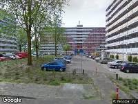 112 melding Brandweer naar Helios in Hoogeveen vanwege een liftopsluiting