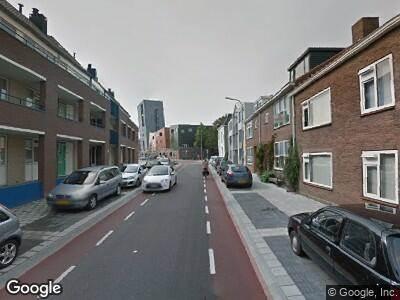 Politie naar Gravestraat in Vlissingen