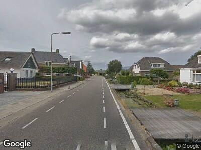 Ambulance naar Noordeinde in Noordeinde