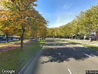 Brandweer naar Herculeslaan in Utrecht vanwege verkeersongeval