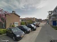 112 melding Politie naar Vlasakkers in Heerjansdam vanwege ongeval met letsel