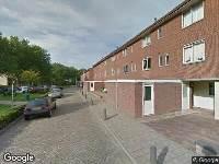 112 melding Ambulance naar Schrijnwerker in Hellevoetsluis