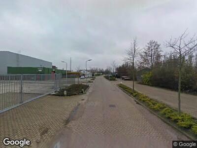 Ambulance naar Nijverheidsweg in Medemblik vanwege ongeval met letsel