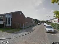 Brandweer naar Staringstraat in Oosterhout