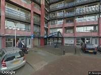 112 melding Besteld ambulance vervoer naar Zonnesteintoren in Zwijndrecht