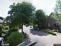 112 melding Ambulance naar De Kloet in Tuitjenhorn