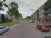 112 melding Brandweer naar Primulastraat in Zwijndrecht
