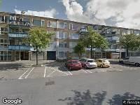 112 melding Brandweer naar Tigrisdreef in Utrecht vanwege een liftopsluiting