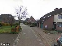 112 melding Brandweer naar Bijlesteel in Heesch vanwege schoorsteenbrand