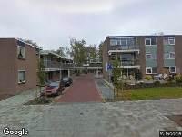 112 melding Ambulance naar Renessehoeve in Vlaardingen