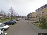 112 melding Ambulance naar Aragonstraat in Alkmaar