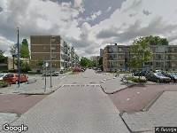 Ambulance naar Loeffstraat in Schiedam