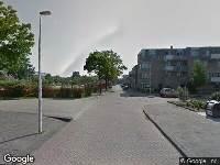 112 melding Politie naar Boisotstraat in Utrecht