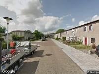 Ambulance naar Dirck Boutsstraat in Helmond