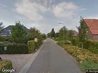 112 melding Ambulance naar Huttenstraat in Huissen