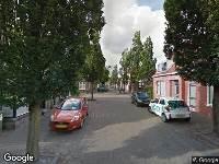 Brandweer naar Sportlaan in Leeuwarden