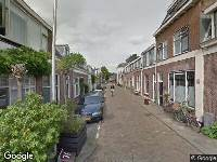 112 melding Politie naar Goedestraat in Utrecht vanwege aanrijding met letsel