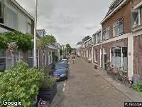 112 melding Brandweer naar Goedestraat in Utrecht