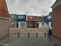 112 melding Ambulance naar Brouwerstraat in Den Helder