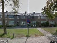 112 melding Ambulance naar Prof. Nolenslaan in Waalwijk
