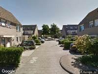 112 melding Ambulance naar Papiermolen in Alphen aan den Rijn