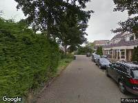 Ambulance naar Van Loonstraat in Heerhugowaard