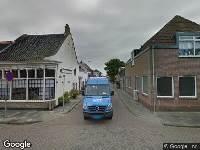 112 melding Ambulance naar Spoorgracht in Den Helder