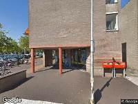 112 melding Ambulance naar Keizershof in Alphen aan den Rijn