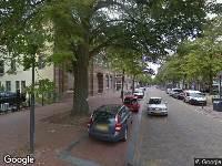 112 melding Brandweer naar Druifstreek in Leeuwarden vanwege verkeersongeval