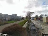 112 melding Ambulance naar Patrijzenlaan in Wieringerwaard